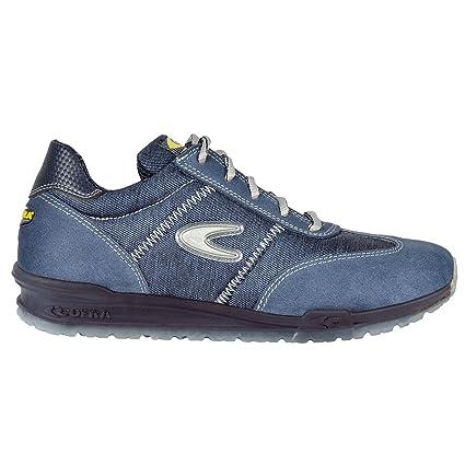 W41 S1 P SRC brezzi - Zapatillas de seguridad – talla