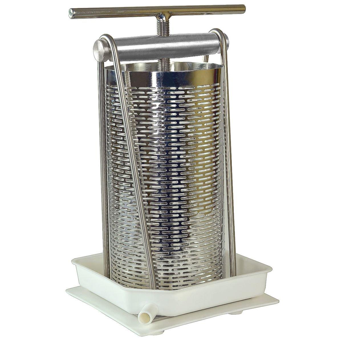 Tabletop Fruit Press 1.25 Gallon