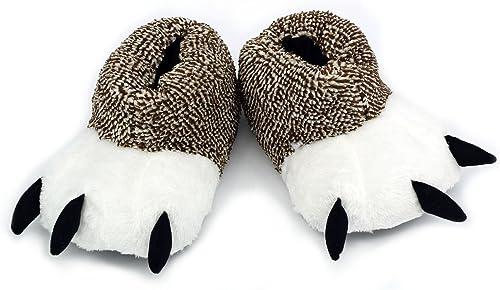10 Pairs of Fun Winter Slippers