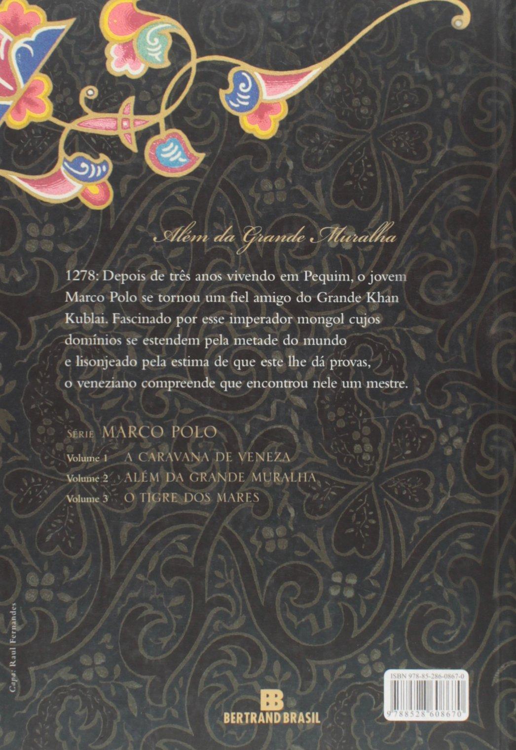 Marco Polo. Além Da Grande Muralha - Volume 2 Em Portuguese do ...