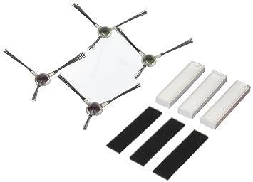 ECOVACS Kit de accesorios para su robot aspirador - DA60-KTA para modelos DEEBOT Slim/Slim 2: Amazon.es: Hogar