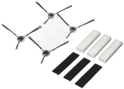 ECOVACS Kit de accesorios para su robot aspirador - DA60-KTA para modelos DEEBOT Slim