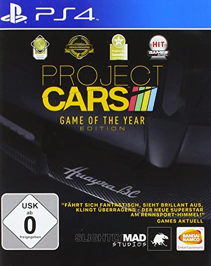 Project Cars - Game Of The Year Edition [Importación Alemana ...