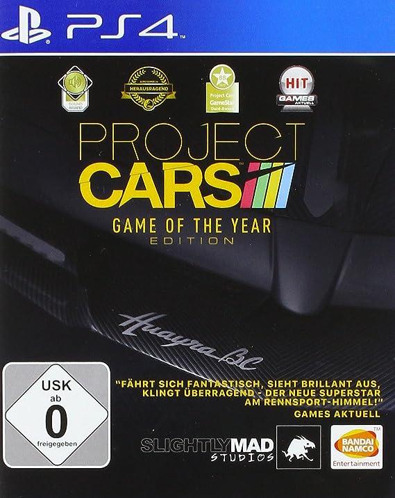 Project Cars - Game Of The Year Edition [Importación Alemana]: Amazon.es: Videojuegos