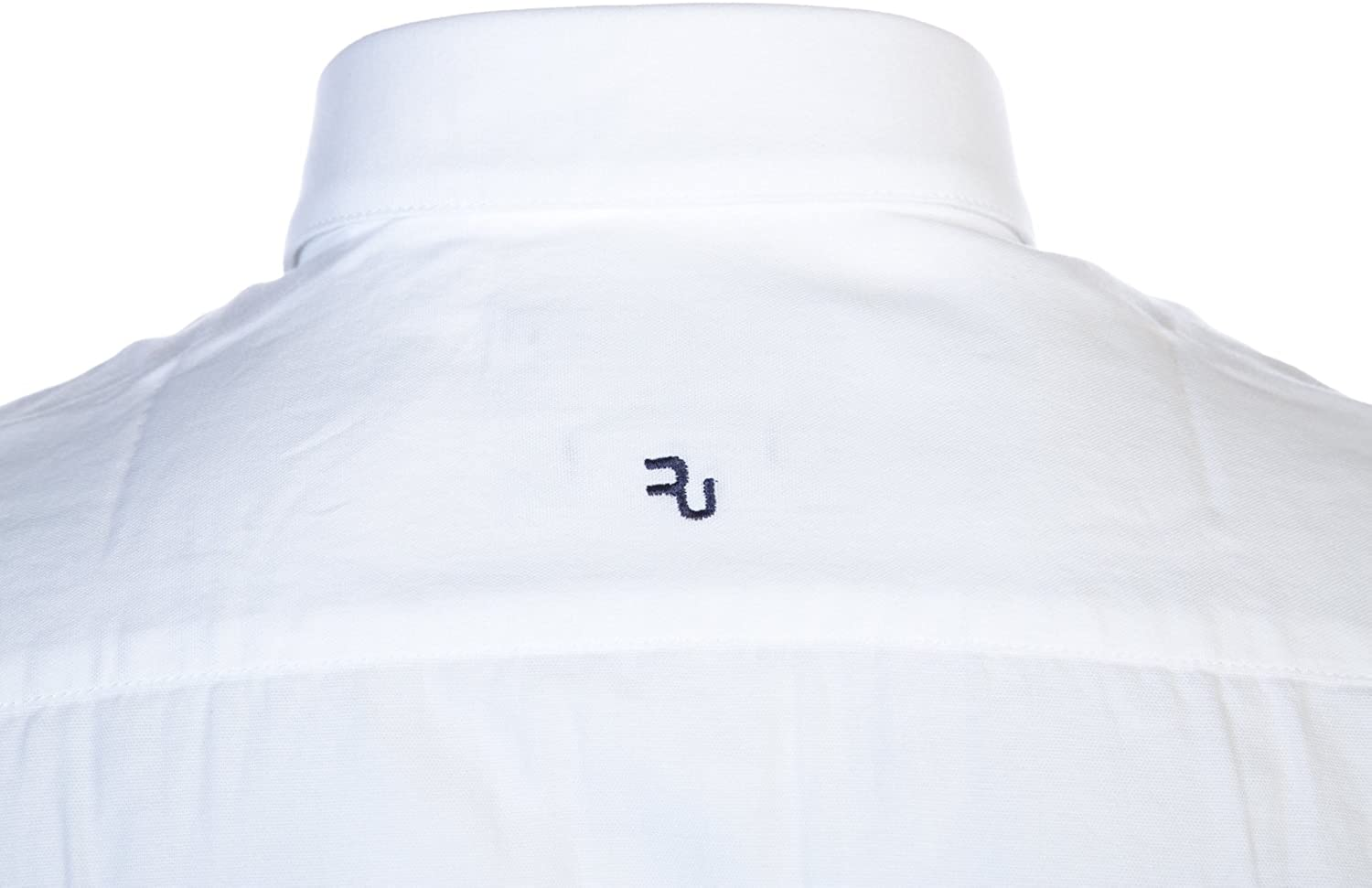 Remus Uomo Parker Shirt in White