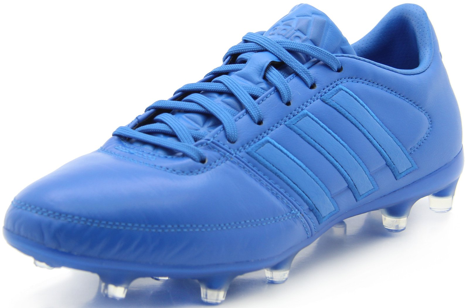 the latest 92fd1 9e620 Galleon - Adidas Men s Soccer Gloro 16.1 Firm Ground Cleats, Vivid  Red Running White Black (6, Shock Blue)