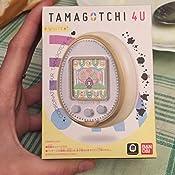 Amazon.es: TAMAGOTCHI 4U WHITE (Tamagotchi 4U White) by Bandai