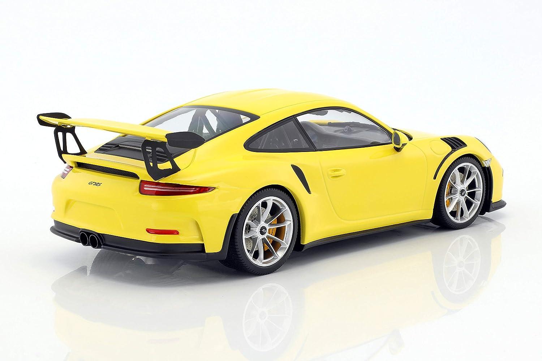 2015-1//18 MINICHAMPS Porsche 911// 991 Gt3 Rs