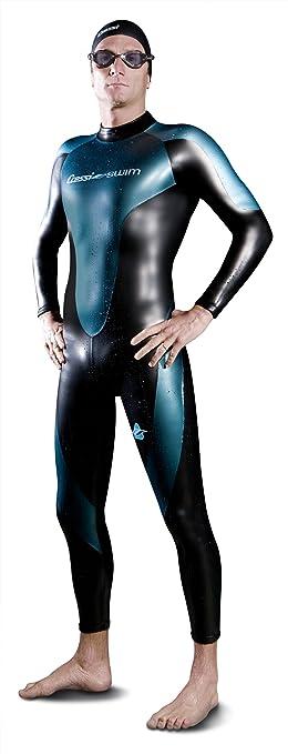 c01a10823155 Cressi Glaros all-in-One Muta da Nuoto in Neoprene, 2 mm, Azzurro, XXL/6:  Amazon.it: Abbigliamento