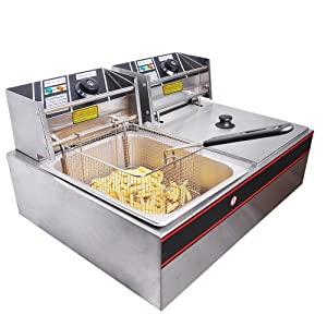 YesComUSA deep fryer