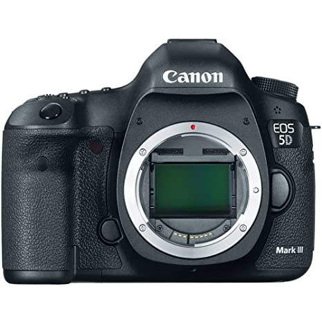 Canon EOS 5D Mark III - Cámara digital (Reacondicionado): Amazon ...
