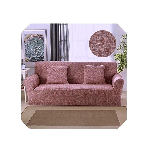 Fat Sheep Funda de sofá elástica de 2 y 3 Asientos ...