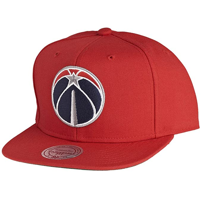 Mitchell & Ness – Gorra – NBA Washington Wizards Logo