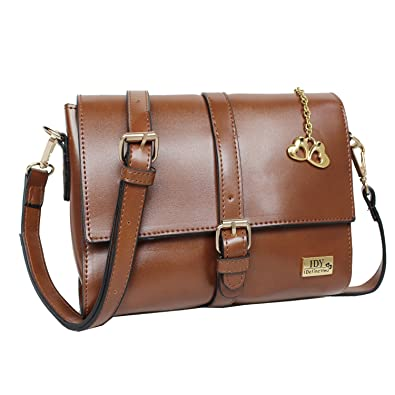 0102f5a8895c Anglopanglo Brown Color Party Wear Sling Bag For Girls and Women s  Amazon. in  Shoes   Handbags
