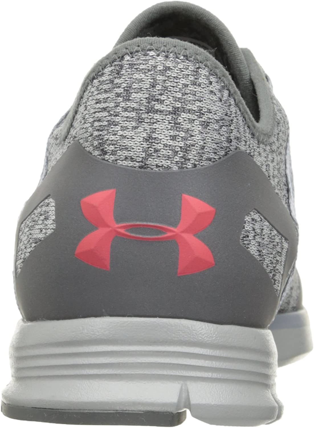 Under Armour Women's Charged All-Around Neutral Cross-Trainer Shoe Rhino Gray (076)/Steel