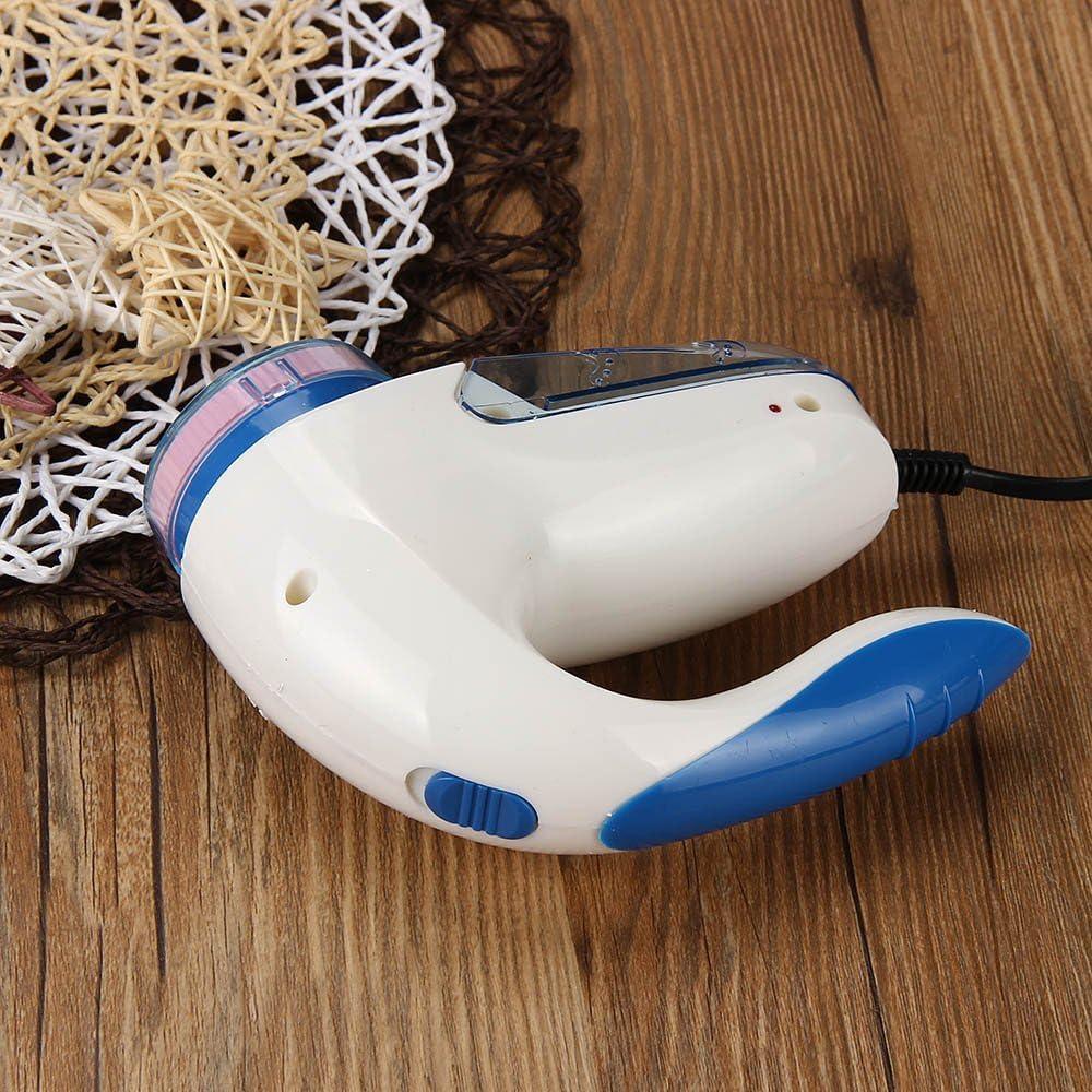 blanc Meubles Rasoir Anti-Bouloche Anti-Peluche /Électrique Tondeuse /à Textile de Rechargeable Portable pour V/êtements de Chandails Pulls Laine Cachemire Draps Coton Costume