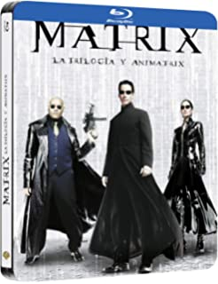 Animatrix [Reino Unido] [Blu-ray]: Amazon.es: Carrie-Anne Moss: Cine y Series TV