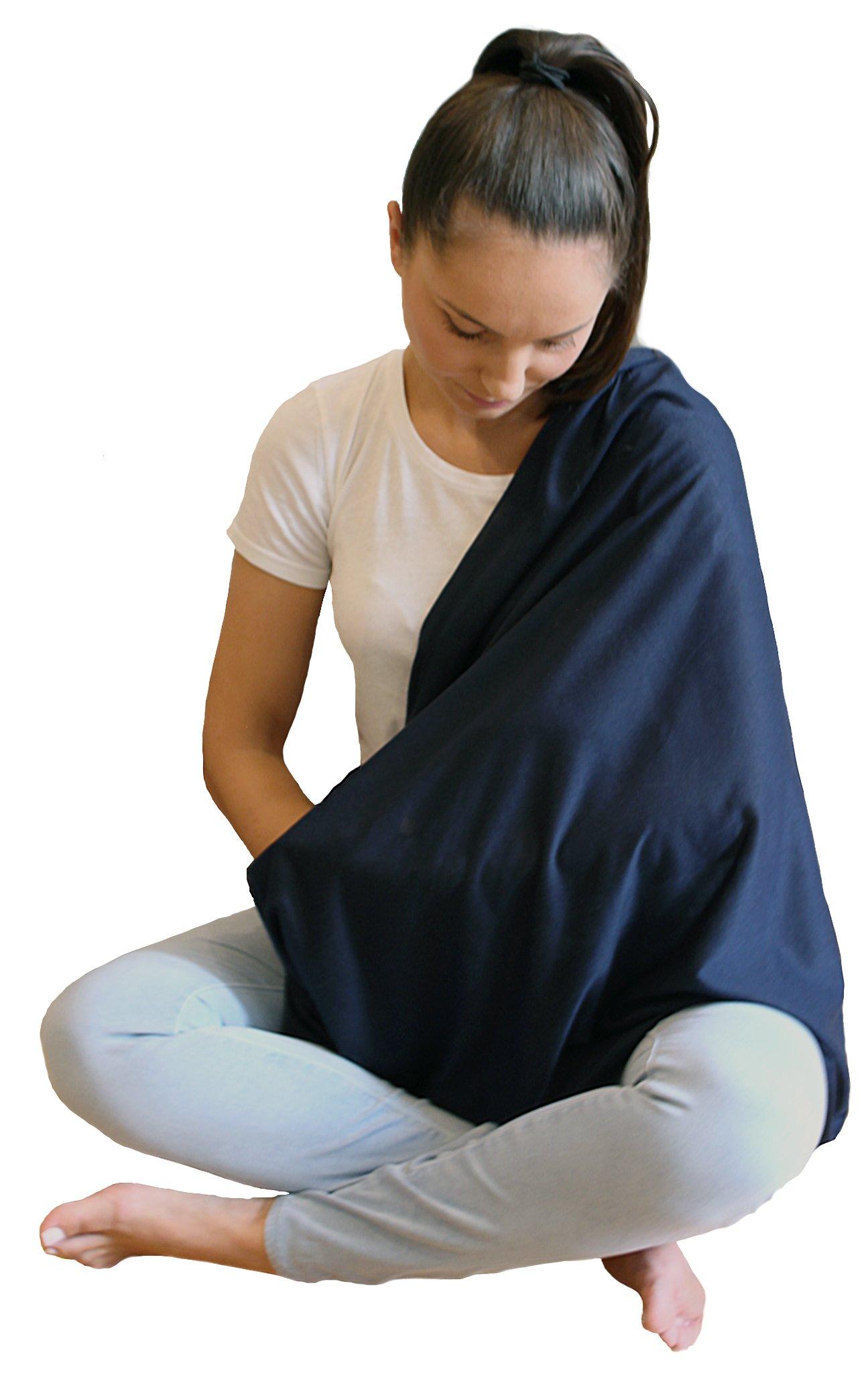 Amazon.com : LK Baby Infinity Nursing Scarf Breastfeeding Cover ...