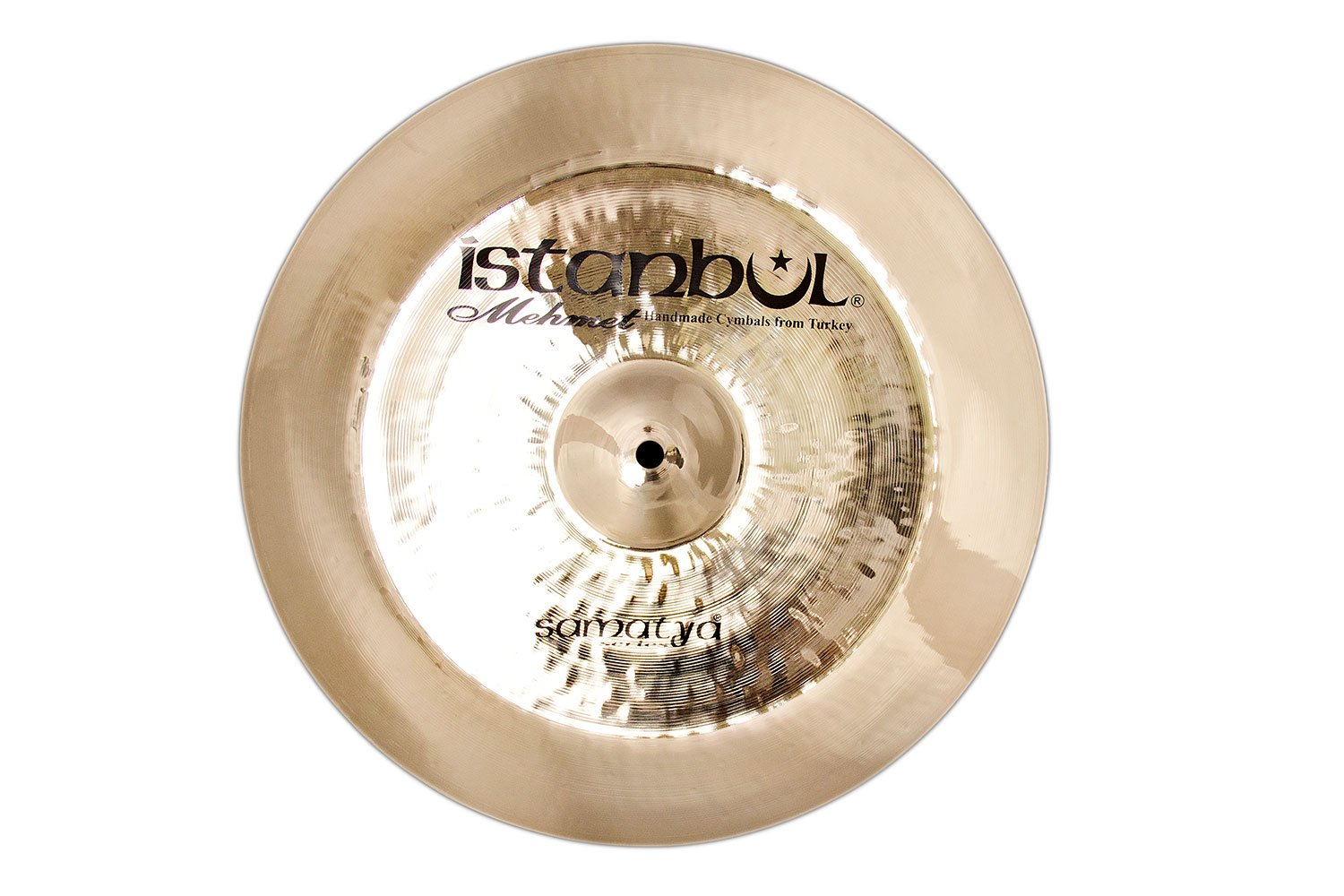 Istanbul Mehmet Cymbals Modern Series SA-CH15 15-Inch China Cymbal