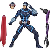 Marvel Legends Series X-Men, Figura de 15 cm, com acessórios - Cyclops - F0336 - Hasbro