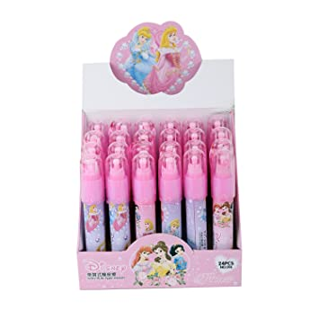 Buy Aarvi Princess Stackable Pencil Eraser Birthday Return Gift For Kids Pack Of 24 Pcs Online At Low Prices In India