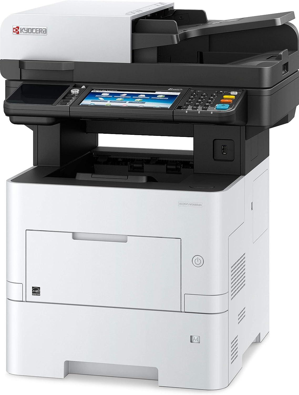 Amazon.com: Kyocera 1102TA2US0 Model M3660idn Laser Printer ...