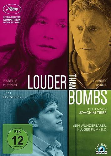 Louder Than Bombs [DVD]: Amazon.es: Jesse Eisenberg ...