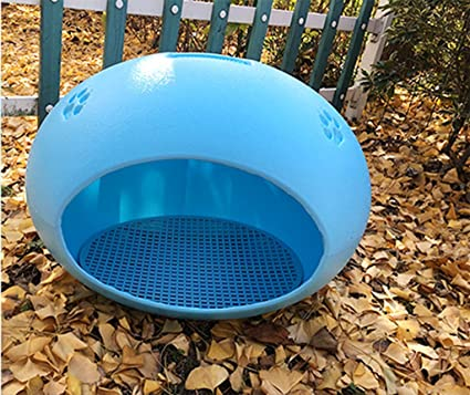 GARGSZ Moderno Protector Solar A Prueba De Agua Libre Lavable Pequeño Gato Perro Huevo Mascota Nido