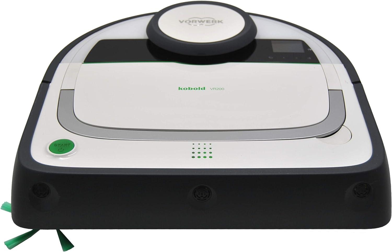 Pieza de repuesto para robot aspirador Vorwerk VR 200 VR 300 H: 3 Hepafilter + 4 Seitenbürsten Vr 200: Amazon.es: Hogar