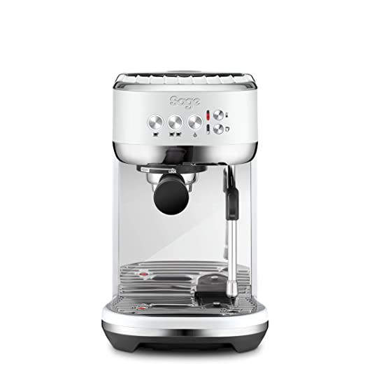 SAGE SES500SST the Bambino Plus, Cafetera espresso ...