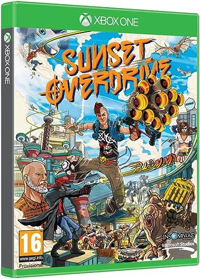 Sunset Overdrive: Amazon.es: Videojuegos