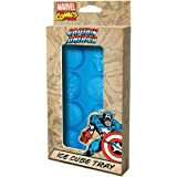 Marvel Comics Captain America Face and Shield Ice Cube Tray