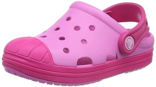 Precios de venta en línea Precio barato Crocs Zuecos de Material Sintético Para Mujer Rosa Candy Pink F1x9qU