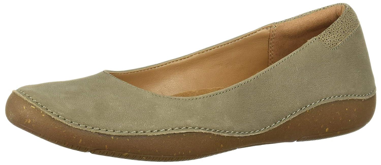 b082083d781 Clarks Artisan Autumn Sun Women US 9 Green Flats  Amazon.co.uk  Shoes   Bags