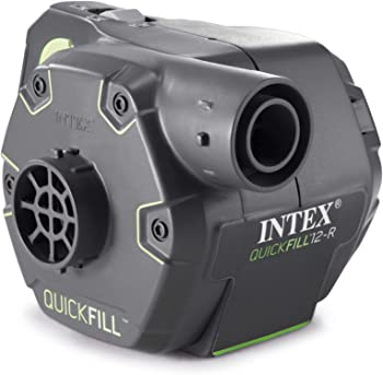 Intex Quick-Fill Rechargeable Electric Air Bed Pump
