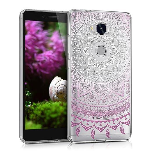 12 opinioni per kwmobile Cover per Huawei Honor 5X / GR5- Custodia in silicone TPU- Back case