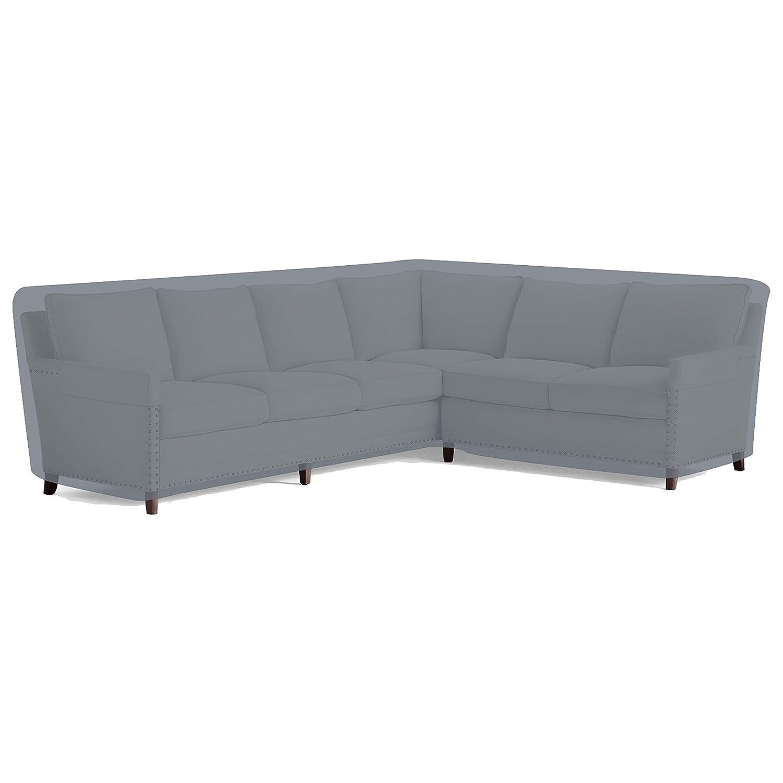 Amazon.com: Funda para sofá seccional de 12 onzas resistente ...