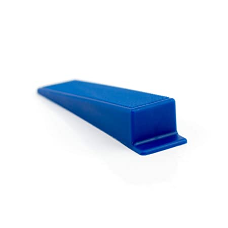 Laschen Lantelme Fliesenverlegehilfe Beginner Set 1,5mm Fuge Keile und Zange schwarz Fliesen 3-15mm Heimwerker und Profi