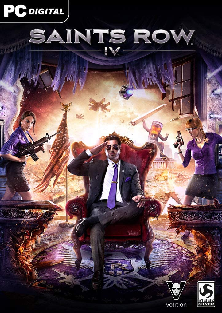 Amazon.com: Saints Row IV: Playstation 3: Video Games on saints row 2 cd map, saints row 3 cd locations map, saints row symbol, saints row cd locations and tag, saints row cd locations interactive map, saints row 1cd locations, saints row 2 secret locations, saints row 2 museum gift shop,