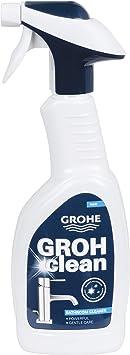 Grohe Grohclean - Limpiador de Baño, 500 ml (Ref. 48166000 ...