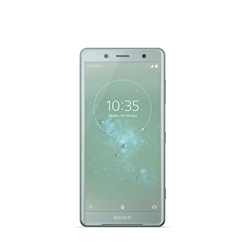 Sony Xperia XZ2 Compact 12 7 cm 5 4 GB 64 GB SIM única 4G Verde 2870 mAh Smartphone 12 7 cm 5 4 GB 64 GB 19 MP Android 8 0 Verde