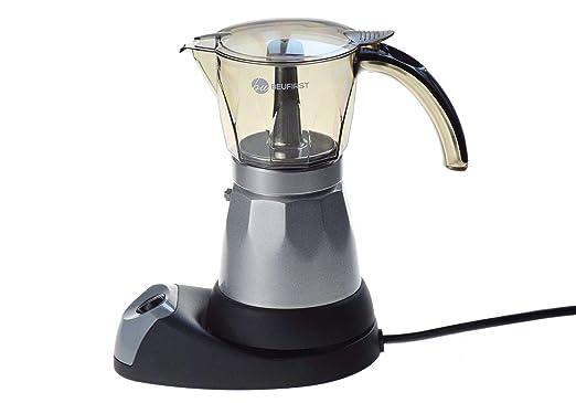 Cafetera Eléctrica Italiana, 480W Potencia, Capacidad para 3 4 ...