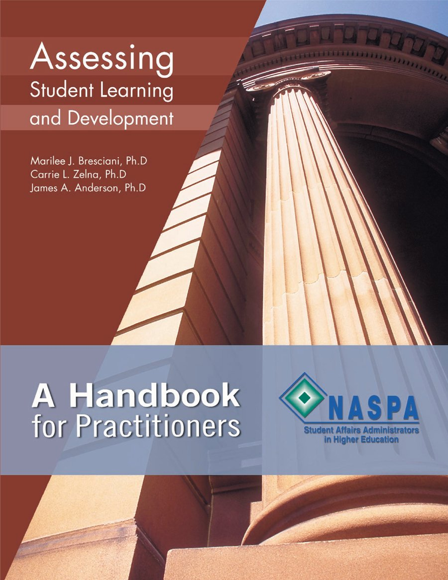 Read Online Assessing Student Learning and Development: A Handbook for Practitioners pdf epub