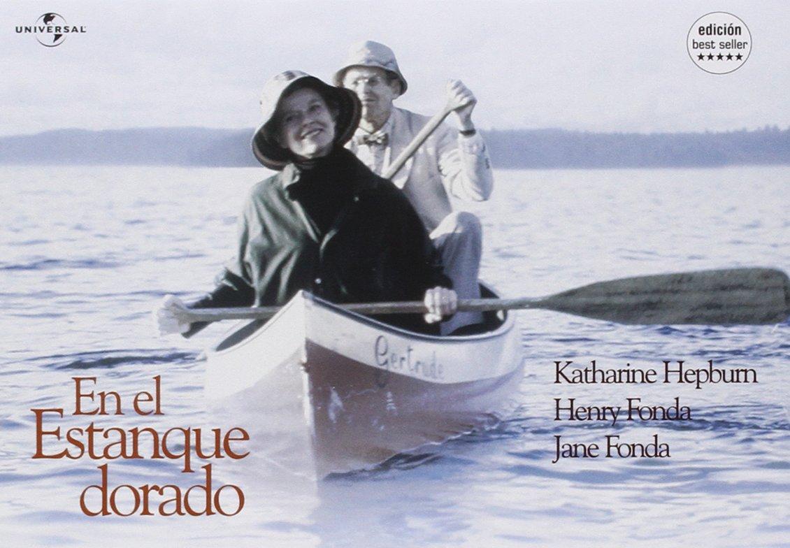 En El Estanque Dorado - Edición Horizontal [DVD]