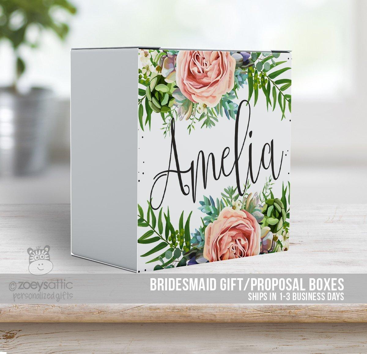 Bridesmaid proposal box - will you be my bridesmaid