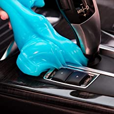Cleaning Gel for Car, Car Cleaning Kit Universal Detailing Automotive Dust Car Crevice Cleaner Auto Air Vent Interior Detail