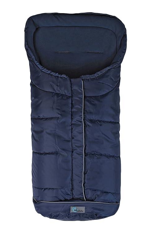 Altabebe Active Line - Saco de invierno para silla de coche, 0-12 meses, color azul marino
