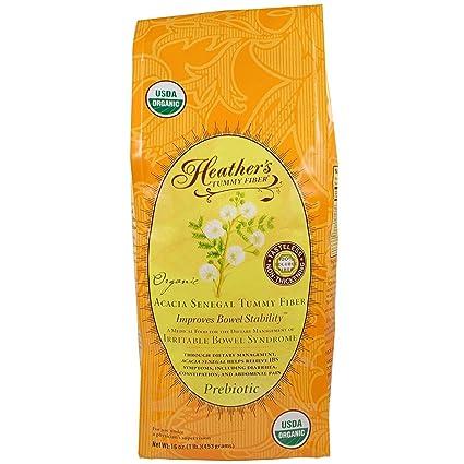 Amazoncom Heathers Tummy Fiber Pouch Organic Acacia Senegal 16