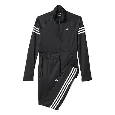 adidas Team Sport Suit - Chándal para Mujer: Amazon.es: Zapatos y ...