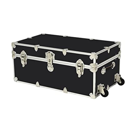 7e942402b8d9 Amazon.com  Rhino Trunk and Case Large Armor Trunk with Wheels 32